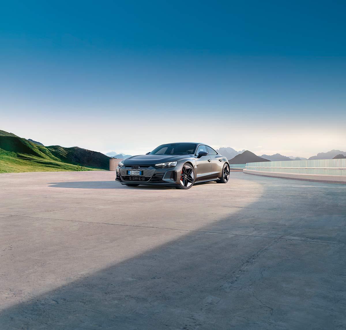 Audi RS e-tron GT e Audi Q4 e-tron